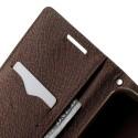 Motorola Nexus 6 Portfel Etui – Fancy Czarne