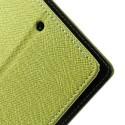 Motorola Nexus 6 Portfel Etui – Fancy Zielone