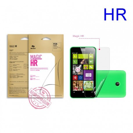 Nokia Lumia 630 - folia ochronna - Benks HR