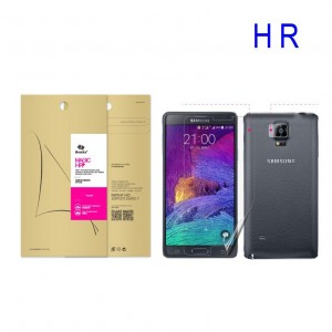 Samsung Galaxy Note 4 - folia ochronna - Benks HR