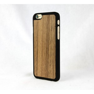 Apple iPhone 6 Plus - etui na telefon - Lastu Walnut drewno