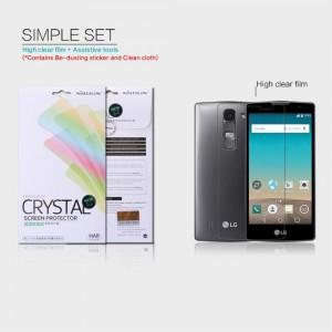 LG Spirit 4G LTE - folia ochronna - Clear Nillkin