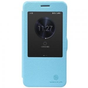 Huawei Honor 4X - etui na telefon - Nillkin Fresh niebieskie