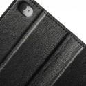 Apple iPhone 4 / 4S Portfel Etui – Sonata Czarne