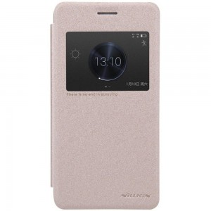 Huawei Honor 6 Plus - etui na telefon - Nillkin Sparkle złote