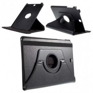 Samsung Galaxy Tab A 9.7 - etui na tablet - Lychee czarne