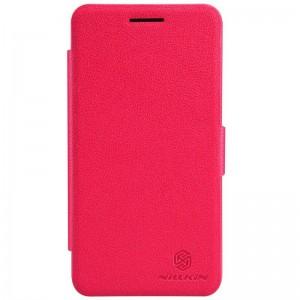 Huawei Ascend G620S - etui na telefon - Nillkin Fresh czerwone