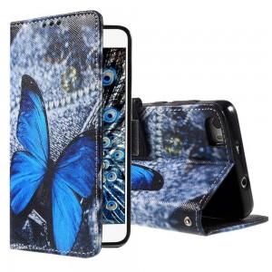 Huawei Honor 6 - etui na telefon i dokumenty - Motyle 1