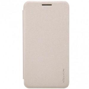 Samsung Galaxy A3 - etui na telefon - Nillkin Sparkle złote