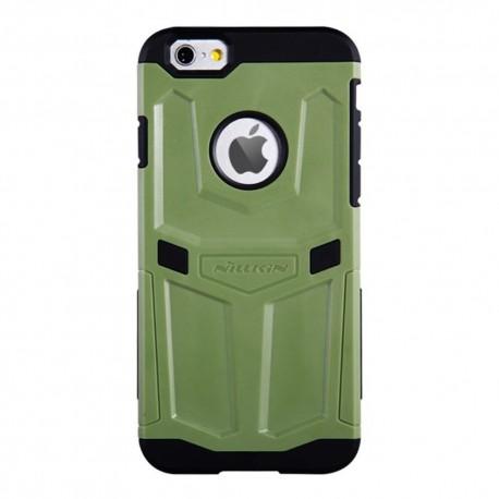 Apple iPhone 6 Plus - etui na telefon - Nillkin Defender zielone
