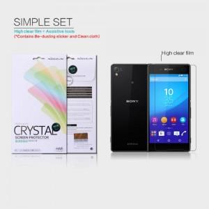 Sony Xperia Z3+ - folia ochronna - Nillkin