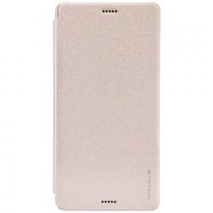 Sony Xperia Z3 - etui na telefon - Nillkin Sparkle złote