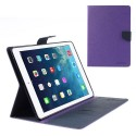 Apple iPad Air Etui – Goospery Fancy Purpurowy