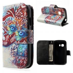 Samsung Galaxy Young 2 - etui na telefon i dokumenty - Słoń 1
